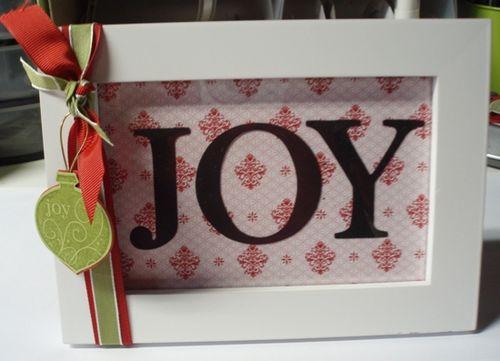 11 25 09 Joy Frame