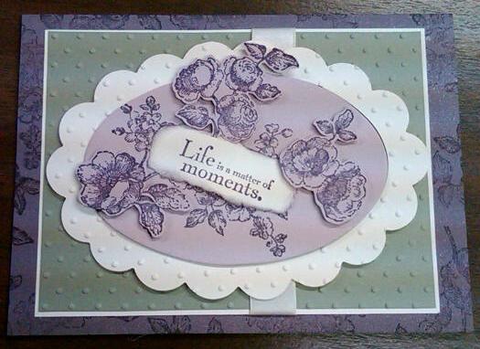 4 22 2010 BD Card Gloria