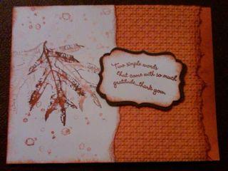 8 27 2010 With Gratitude