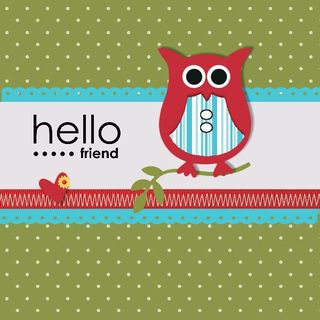 Owl Birthday Card-001