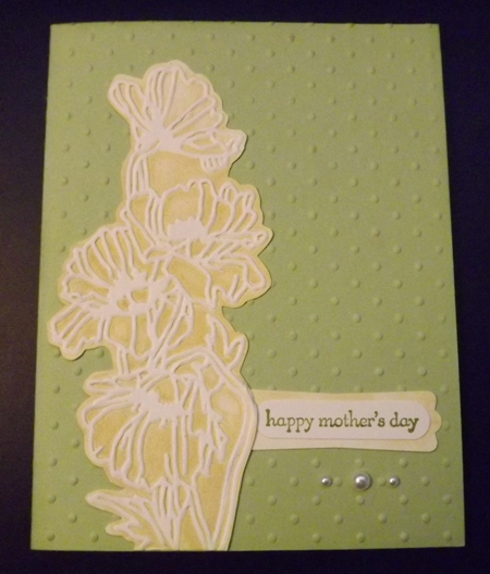5 4 2011 Mother's Day Card