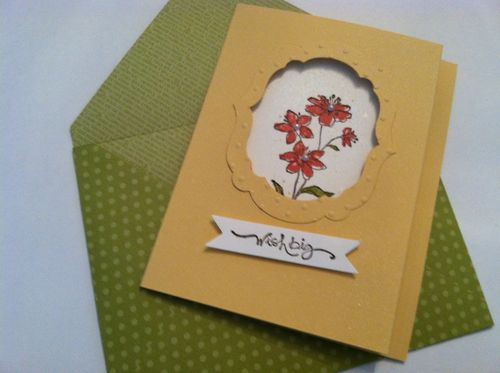 Trifold Card Front