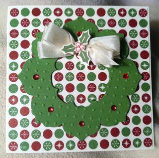 Floral Frames Framelit Wreath