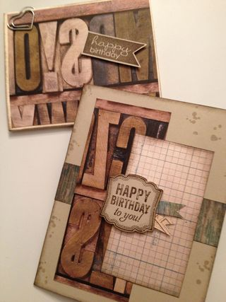 Soho Subway Birthday Card